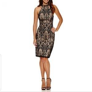 Bisou Bisou | NWT Black lace dress